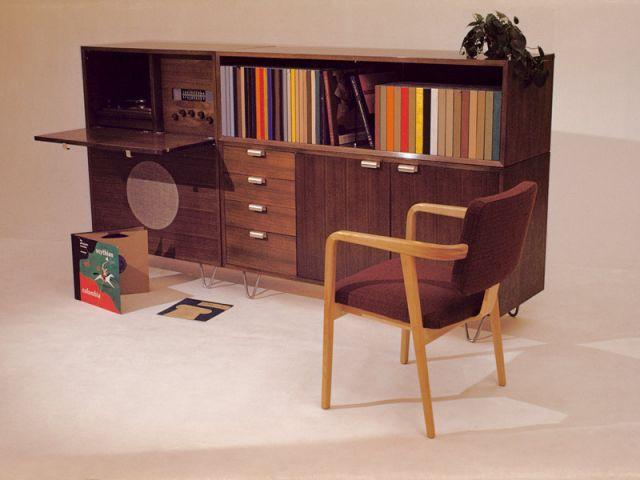Sideboard 1946 - Design de Georges Nelson Vitra