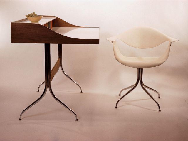 Swaged Leg Group 1954 / 1958 - Design de Georges Nelson Vitra