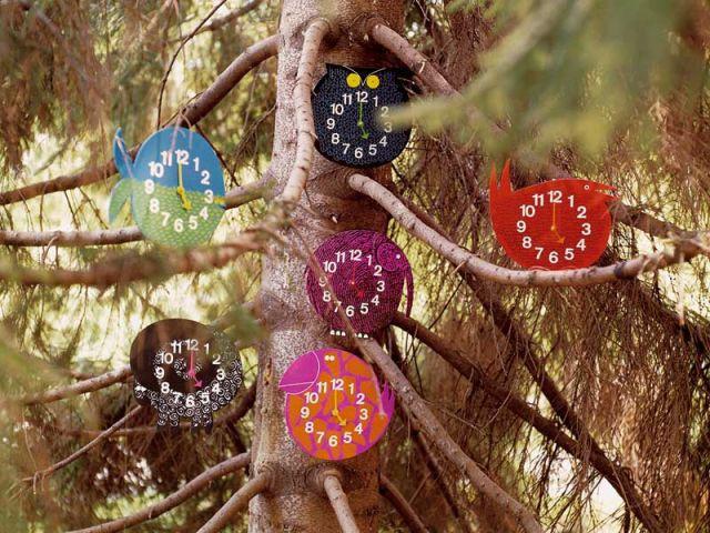 Zoo clocks 1965 - Design de Georges Nelson Vitra