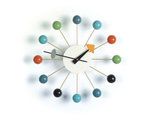 Ball clock 1948 - Design de Georges Nelson Vitra