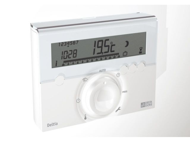 Thermostat Deltia - Observeur du Design 2009 - travaux