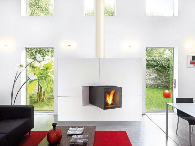 Cheminée Kinefocus - Observeur du Design 2009 - travaux