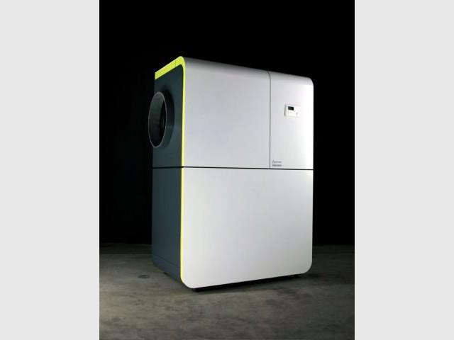 Pompe à chaleur - Observeur du Design 2009 - travaux