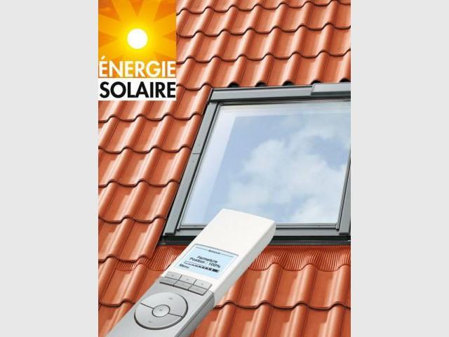 Fenêtre solaire - Observeur du Design 2009 - travaux