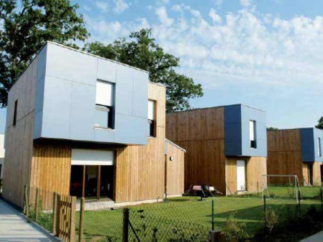 L 39 architecture de bretagne r compens e for Immeuble en container