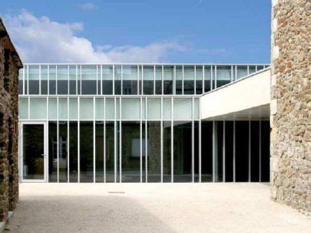 Centre culturel-Halte garderie à Pluduno (22)