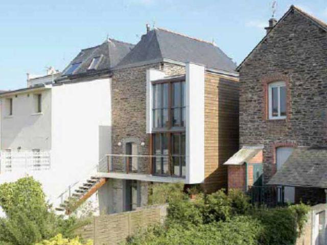 Extension d'une maison individuelle à Rennes (35)