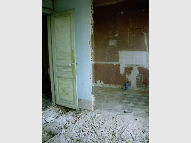 Salle de bains - Travaux - salle de bain - reportage