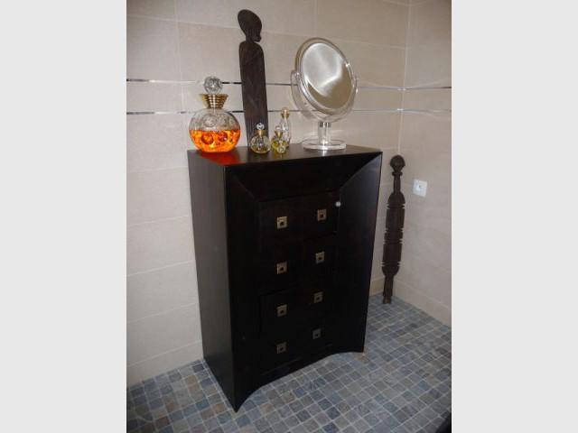 Meuble - reportage salle de bain