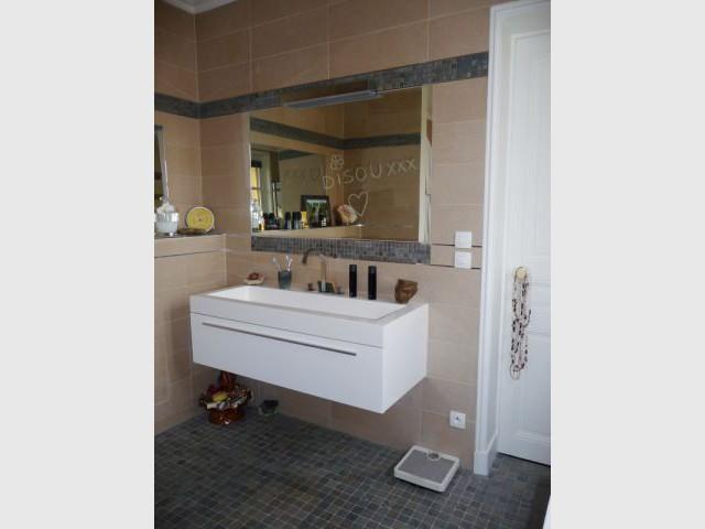 Vasque - reportage salle de bain