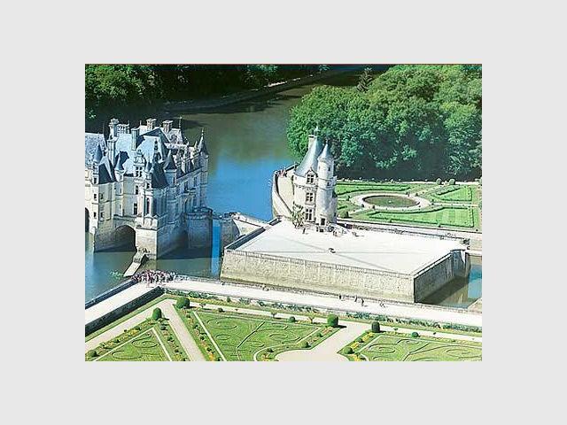 Château de Chenonceau - Jardins de France