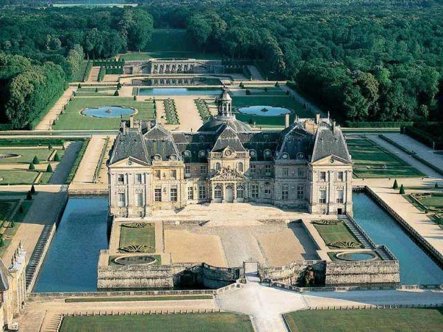 Domaine et jardins de Vaux le Vicomte - Jardins de France