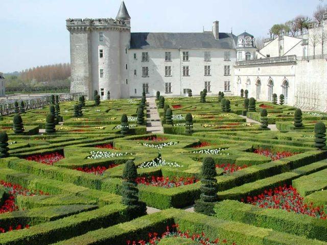 Château et Jardins de Villandry - Jardins de France