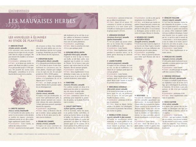 Mini-guide - Truffaut du jardin écologique