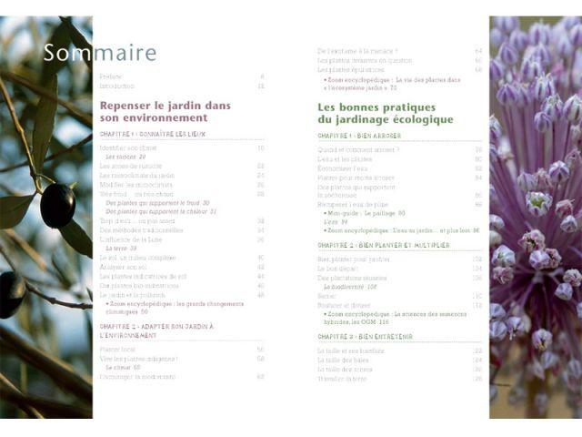 Sommaire - Truffaut du jardin écologique