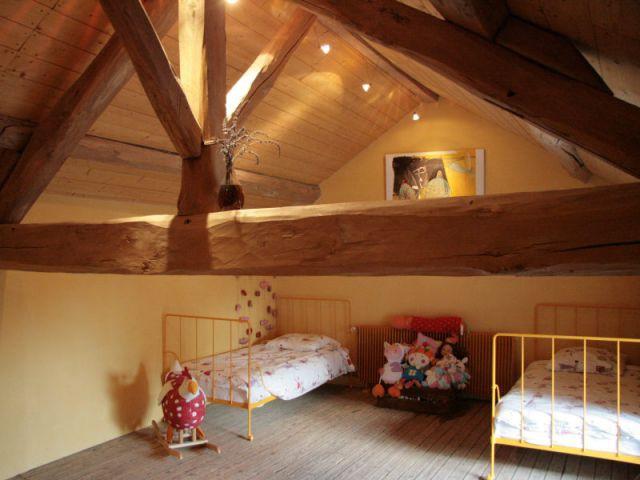Chambre des enfants après travaux - Loft - Reportage