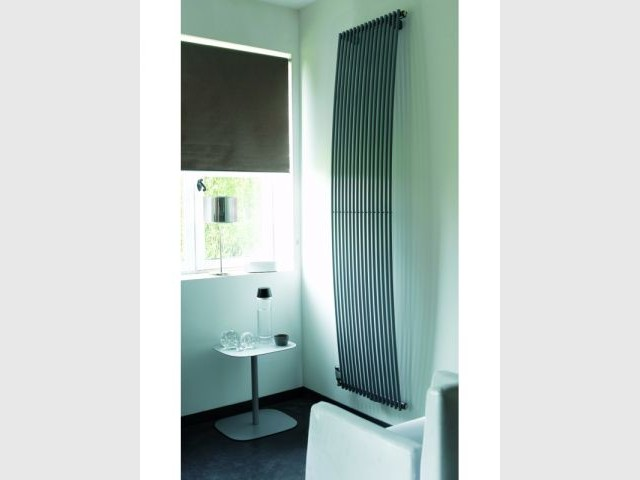 1 radiateur qui a du style. Black Bedroom Furniture Sets. Home Design Ideas