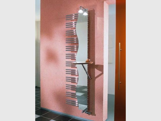 1 radiateur qui a du style. Black Bedroom Furniture Sets. Home Design Ideas