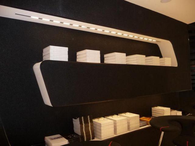 Luminaires intégrés