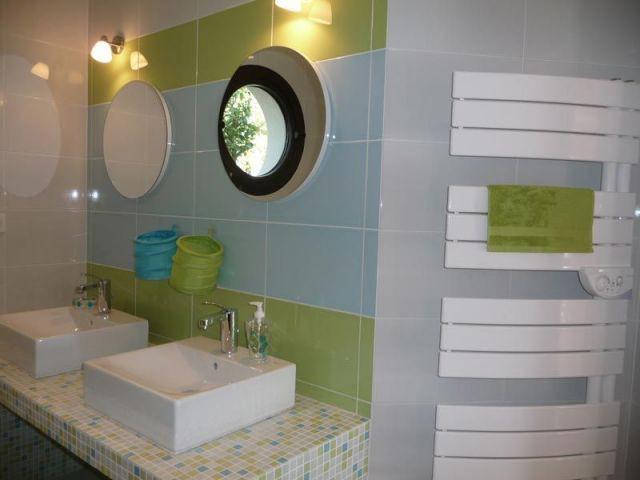 Salle de bains enfants - gaia