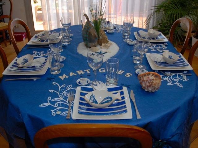 Table Martigues