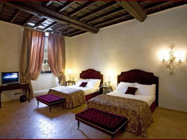 Chambre - Rome
