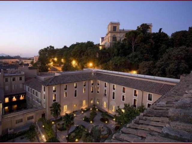 Vue de nuit - Rome