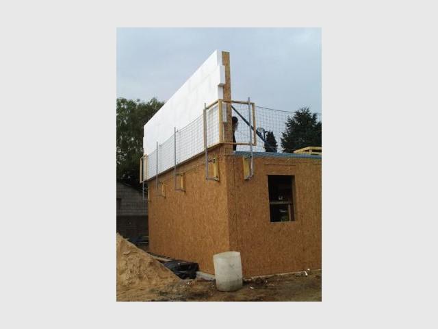 1er étage - Premières maisons Passivhaus - Les Airelles