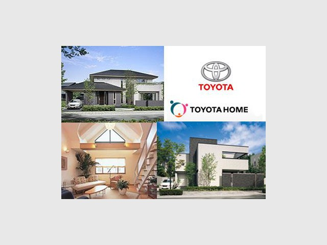 Pavillons Toyota
