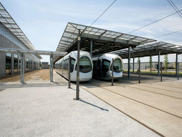 Gare de Mezieu