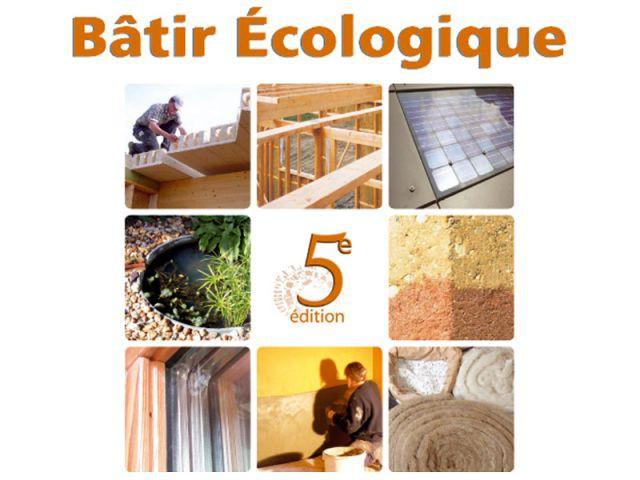 Salon Bâtir écologique