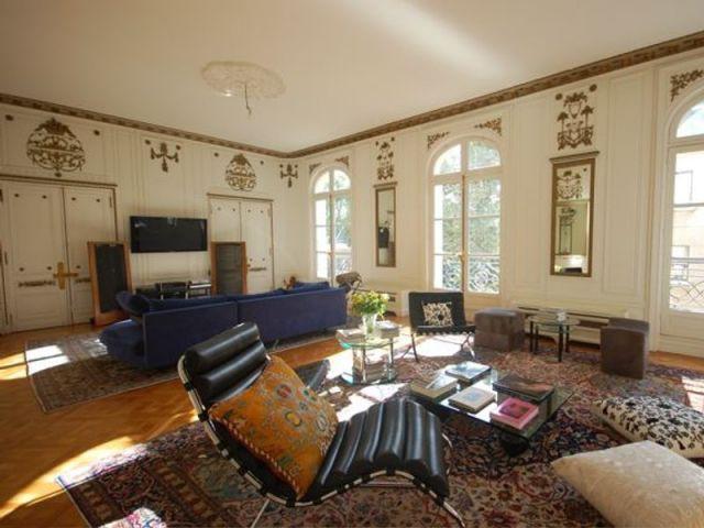 Salon - Immobilier de prestige - luxe