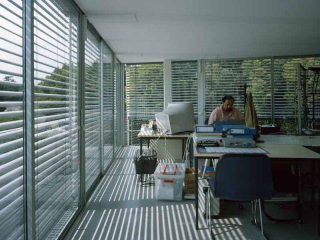 Bureaux à Nantes (2001) - lacaton et vassal