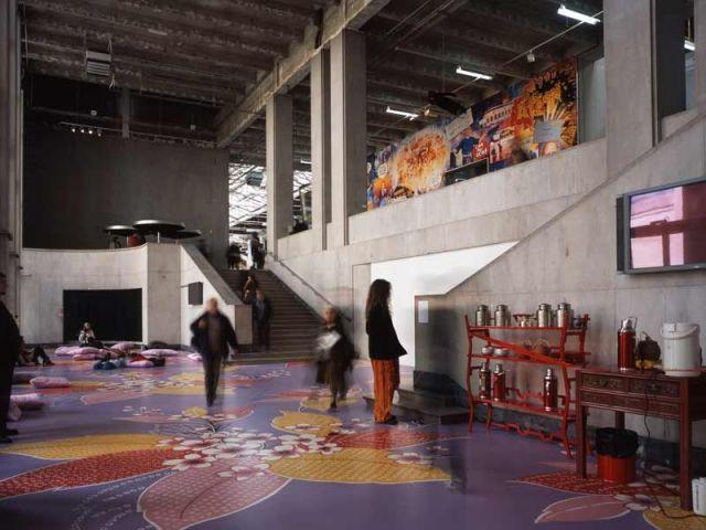 Palais de Tokyo, Paris (2001) - lacaton et vassal