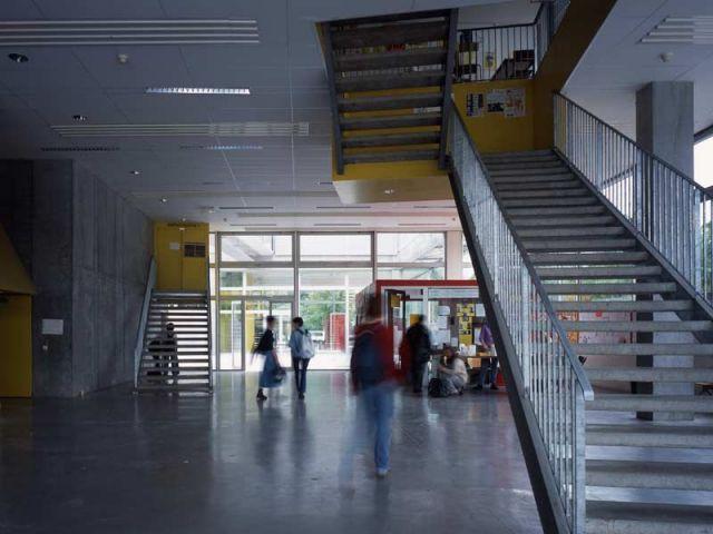 Université de Grenoble (2001) - lacaton et vassal