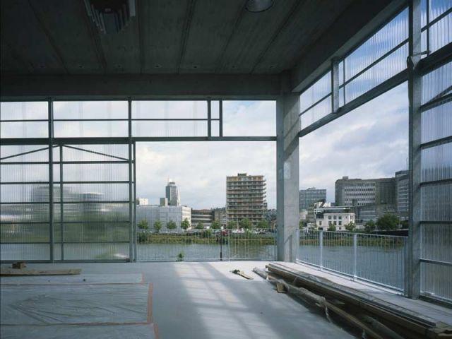 Ecole d'architecture de Nantes - lacaton et vassal