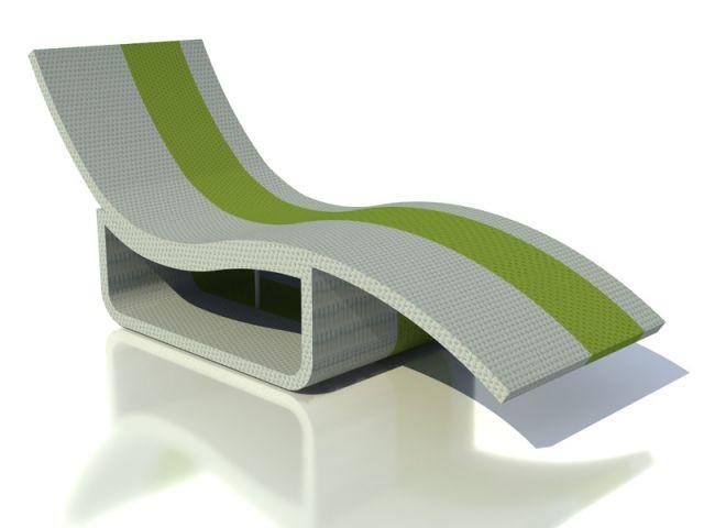 Salon Wellgreen - Catégorie Mobilier d'Extérieur - Trophées de la piscine 2008