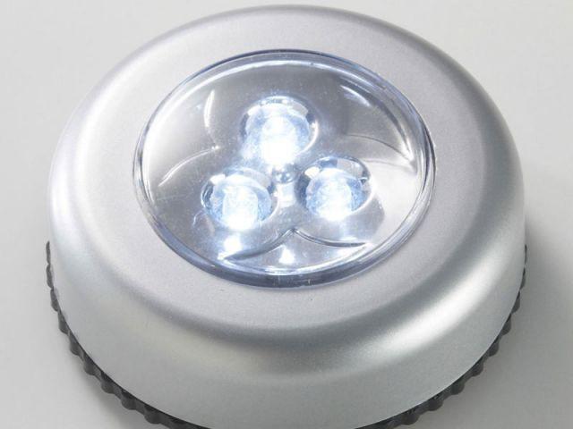 Lampes de placard