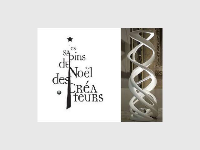 Sapin de Noël des créateurs, Zaha Hadid