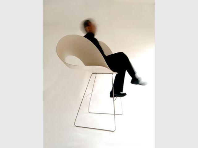 Chaise - L'art du pli - Editions Alternatives