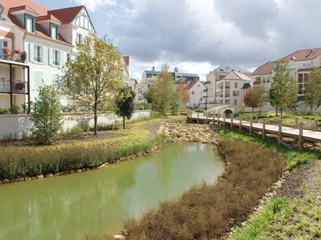 Des espaces verts modernes for Ab espace vert