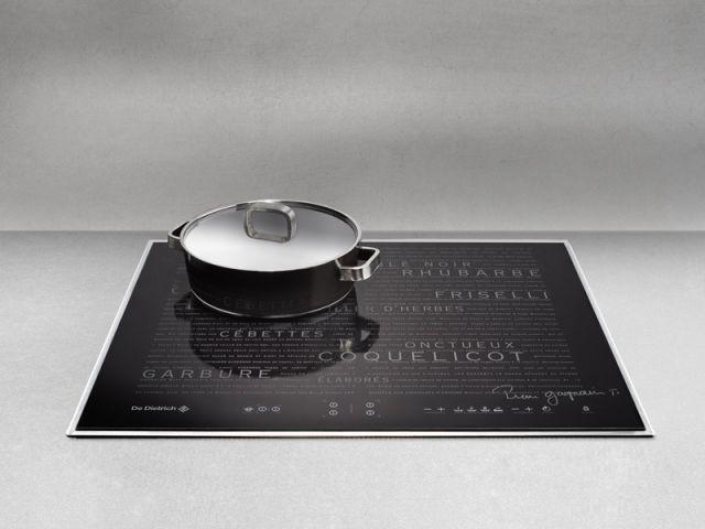 Table induction - Noël high tech