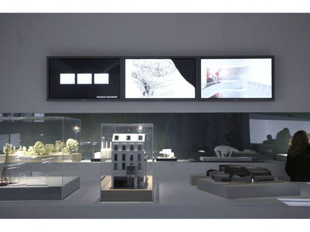 Architecture - scenographie ron arad