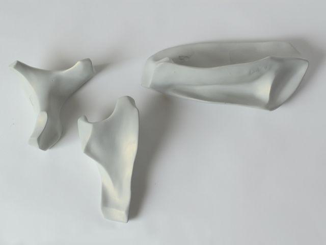 Collection Os - Béton et objets