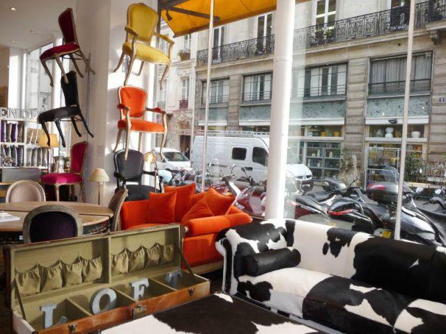 brocante chic paris. Black Bedroom Furniture Sets. Home Design Ideas