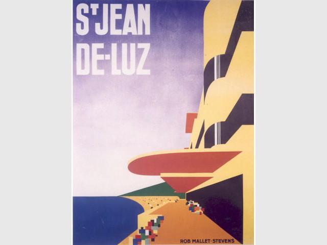 Affiche Saint-Jean-de-Luz