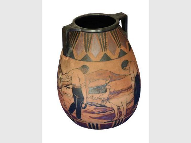 Vase l'Angélus
