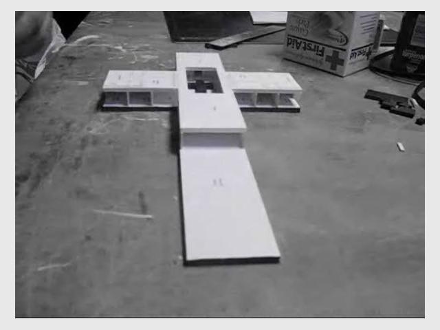 Maquette papier