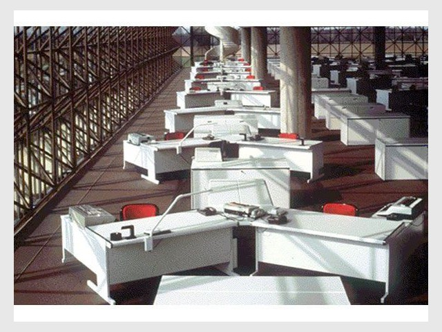 Anciens bureaux
