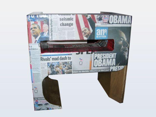 chaise Obama - P